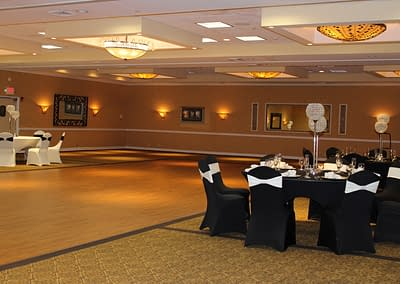 Days Hotel Ballroom Renovation