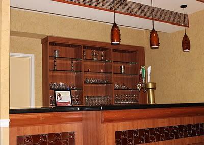 Ballroom Space Bar