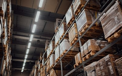 New Productivity in the Warehouse Asset Class
