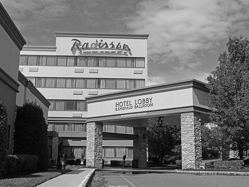 Radisson Lobby Upgrades